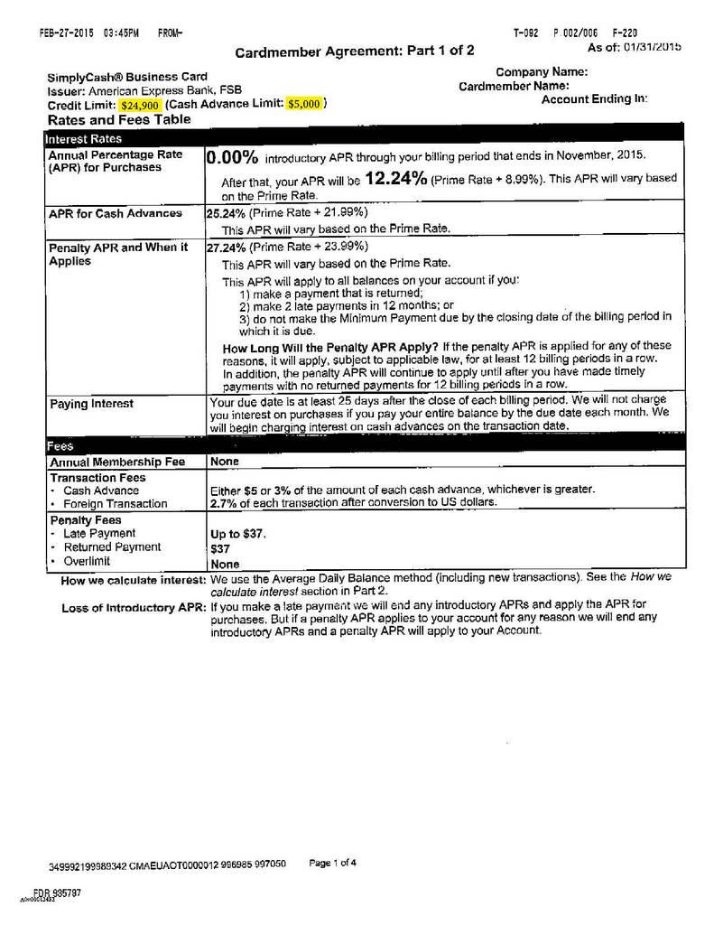 Oxford Pierpont Financial Case Study - Loan Approval